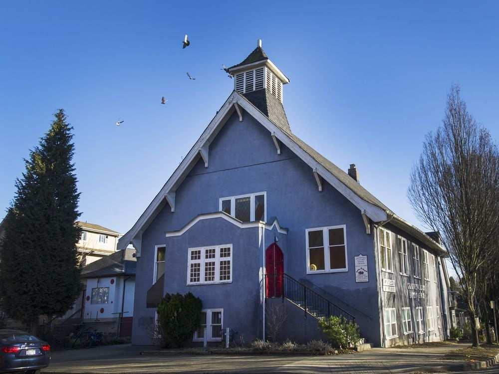 Grandview Baptist Church - Vancouver, British Columbia