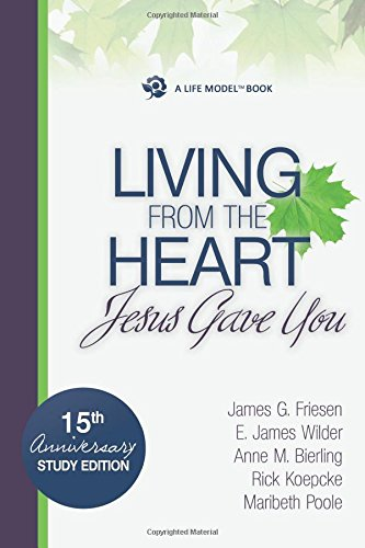 Living from the Heart that Jesus Gave You - The Life Model is a unifying approach to ministries of counseling, recovery, pastoral care, prayer ministry, deliverance, inner healing, child rearing, body life and health.
