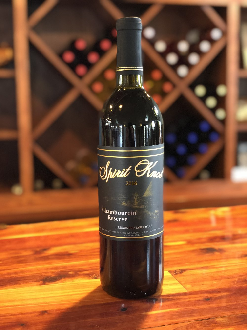 Chambourcin Reserve - A full-bodied oaky dry with flavors of cherry and raspberry. This particular wine ages very well. Click here to buy now!