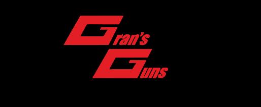 Guns Provided by  Gran's Guns