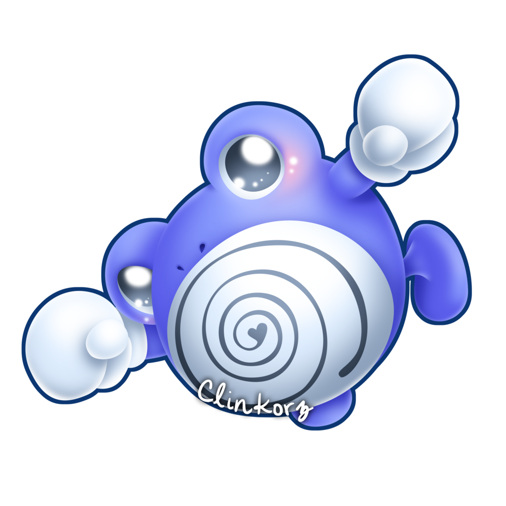 061 Poliwhirl