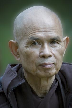 Buddhist meditation master Thich Nhat Hanh