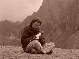 Matteo Pistono in Tibet