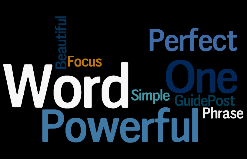 One Powerful Word 2012