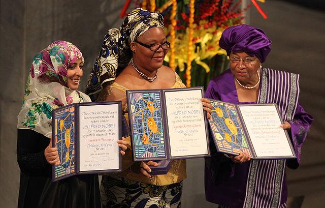 Tawakkul_Karman_Leymah_Gbowee_Ellen_Johnson_Sirleaf_Nobel_Peace_Prize