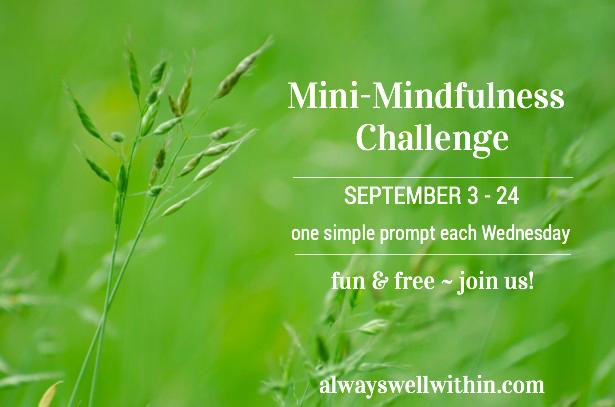 Mind-Mindfulness Challenge