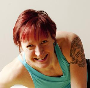 Jacki Hayes, Holistic Fitness Trainer
