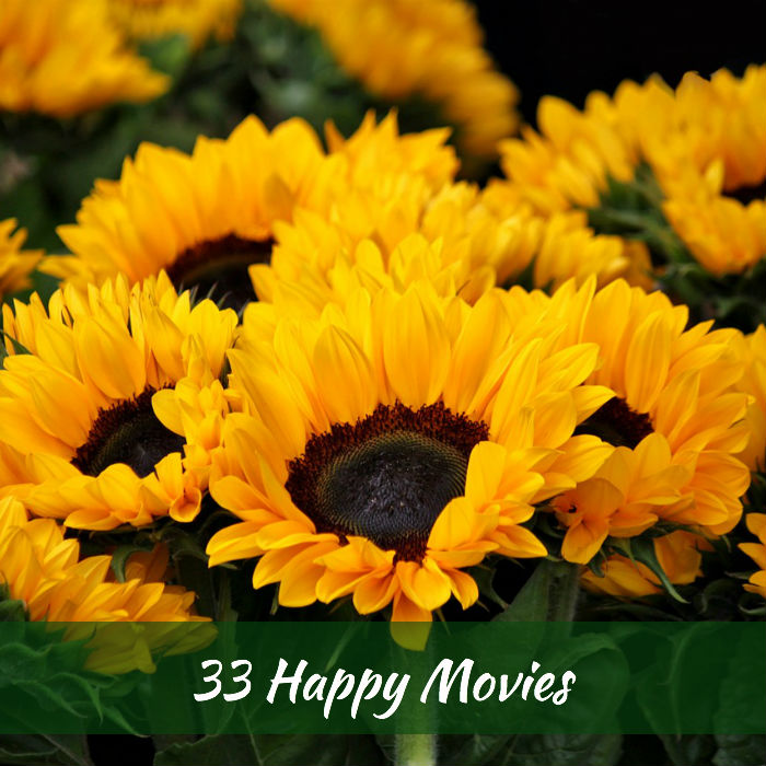 33 Happy Movies