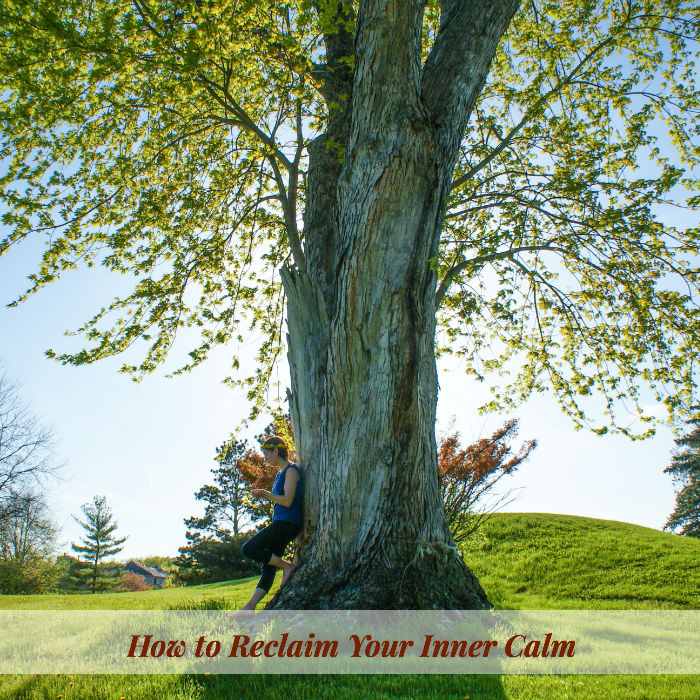 How to Reclaim Your Inner Calm