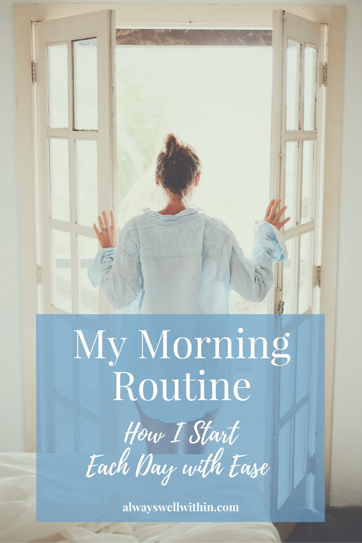 my-morning-routine