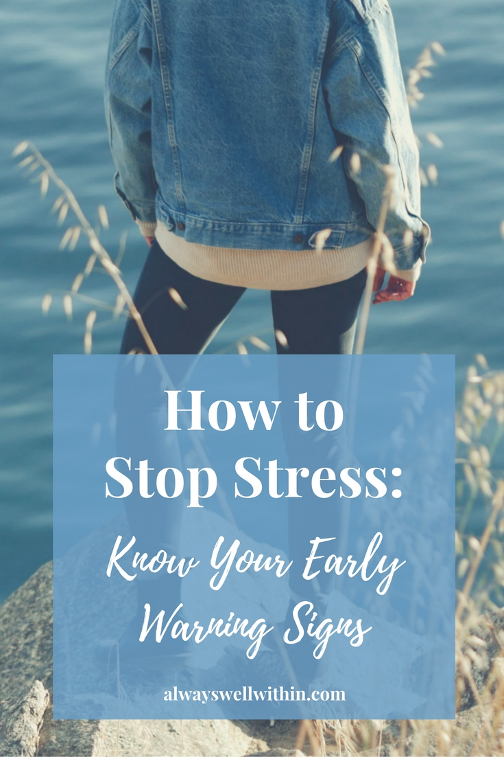 Monthly Stress Challenges | Stress Tips