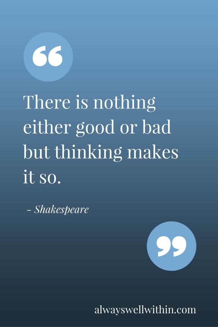 Shakespeare Quote | Hamlet