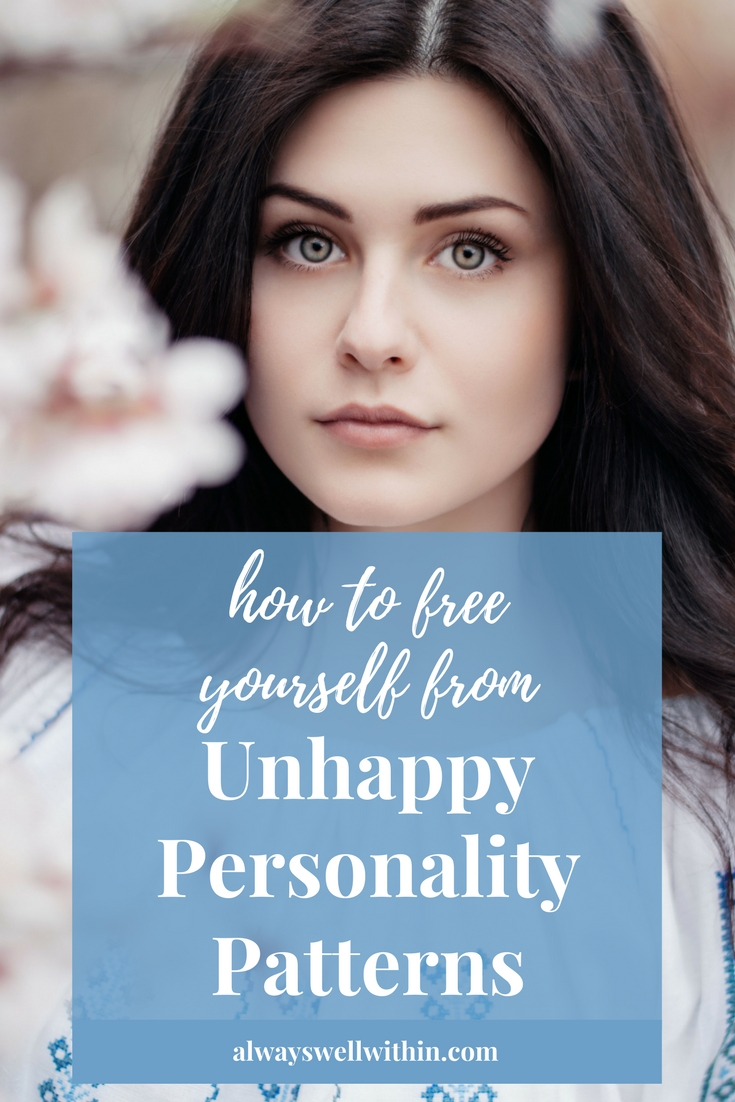 5 personality patterns that block your happiness.