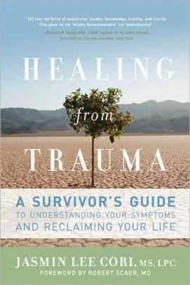 Healing From Trauma book