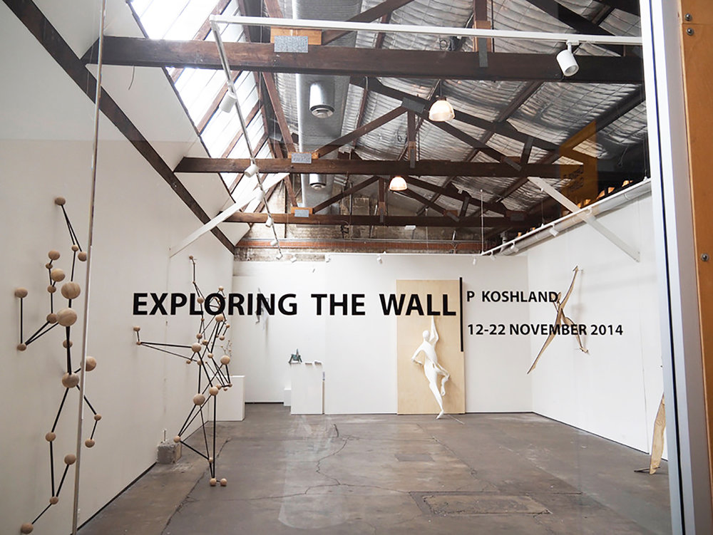 Exploring the Wall