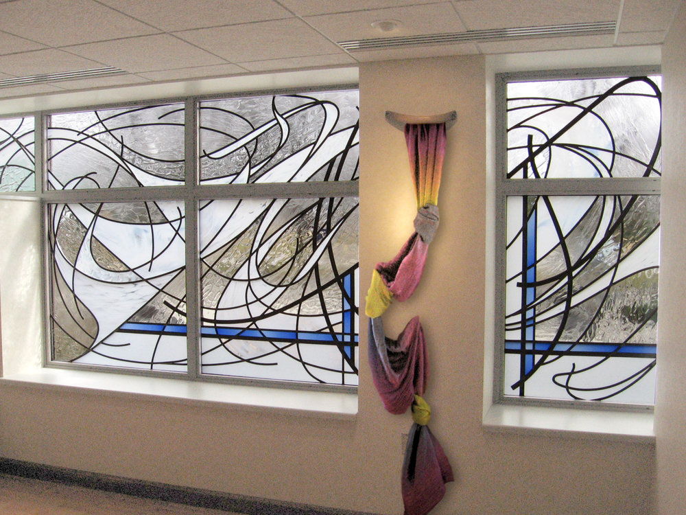 "St. Mary's of Michigan - Ambulatory Care Hospital.  Size: : 5'6"" x 16'."