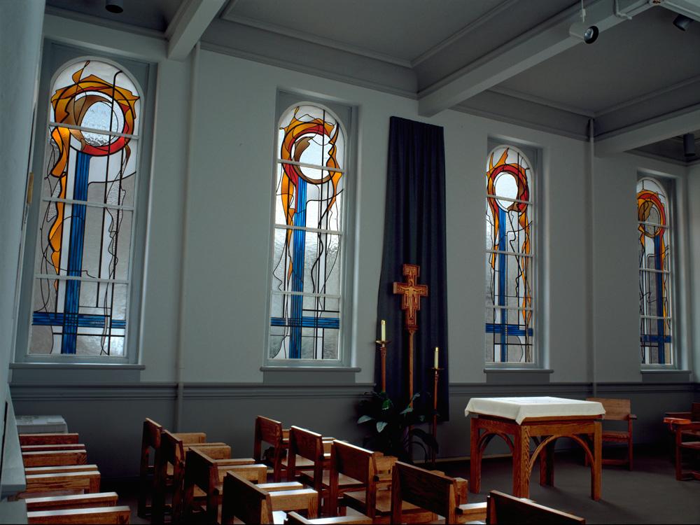 16: St Francis Chapel