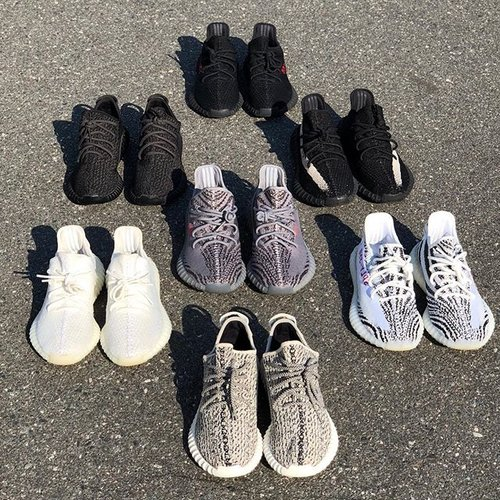 db234003b Yeezy day from our collection. Pick your favorite! •  yeezy  yeezyboost350