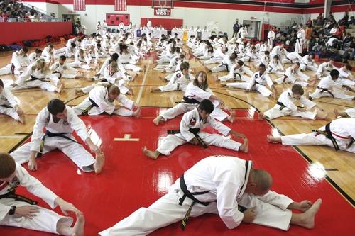 Taekwondo Testing in Texas