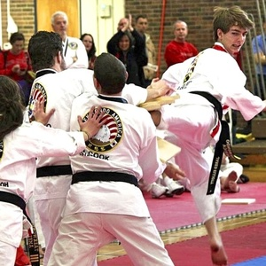 Cathas Taekwondo Martial Art Karate