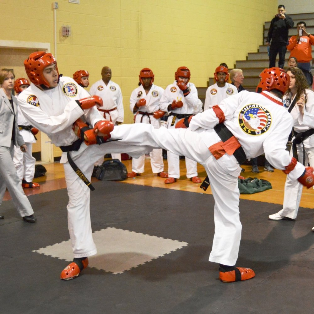 Cathas Taekwondo Martial Art Karate