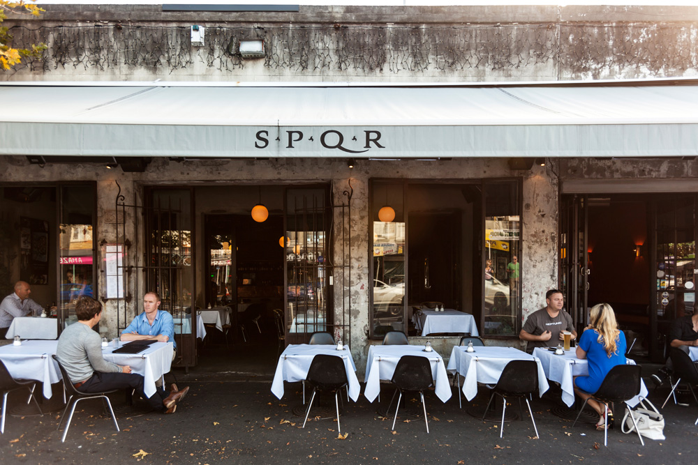 - Great dining on the Ponsonby strip