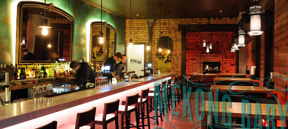 - Mekong Baby. Bar & restaurant