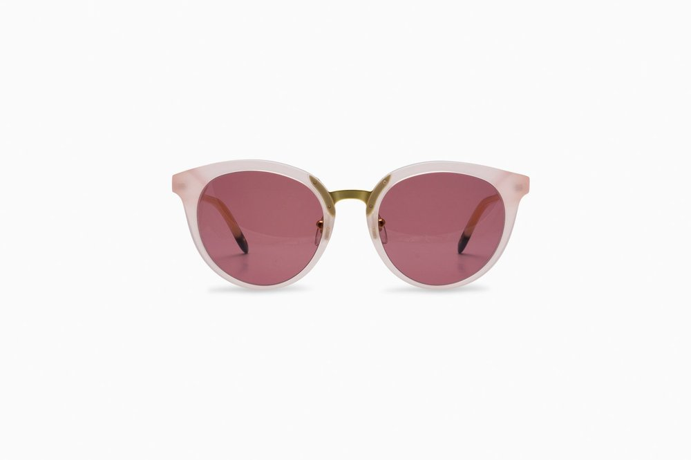 Pink Pop Sunglasses by  Dick Moby