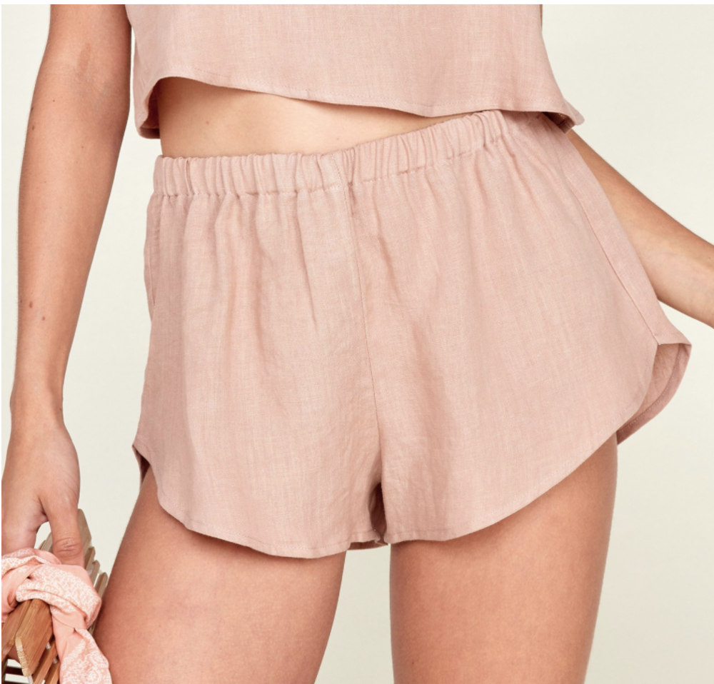 The Ruby Shorts by  MATE The Label