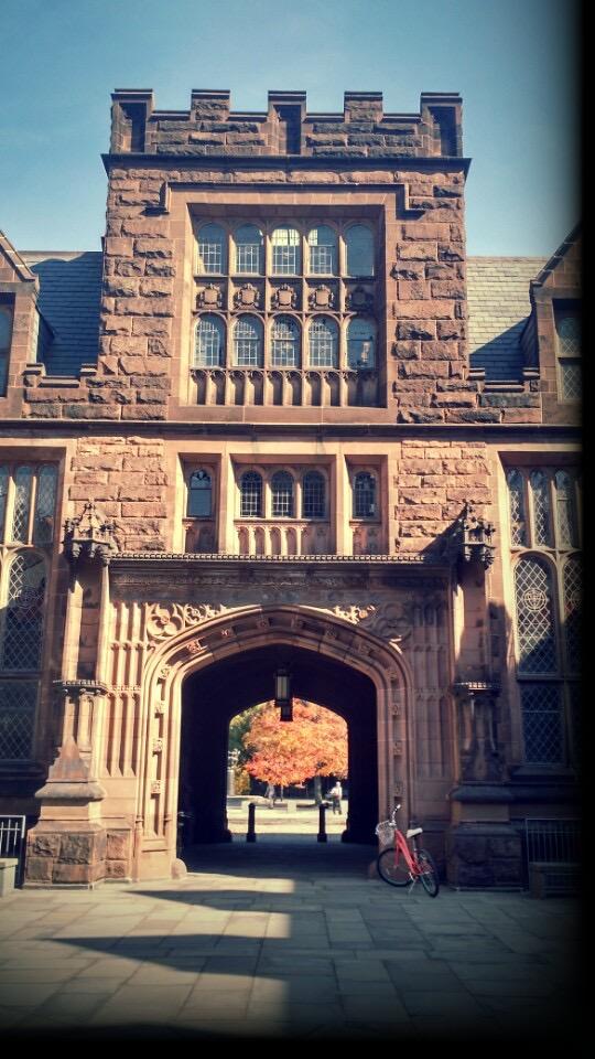 Princeton University, Fall 2015