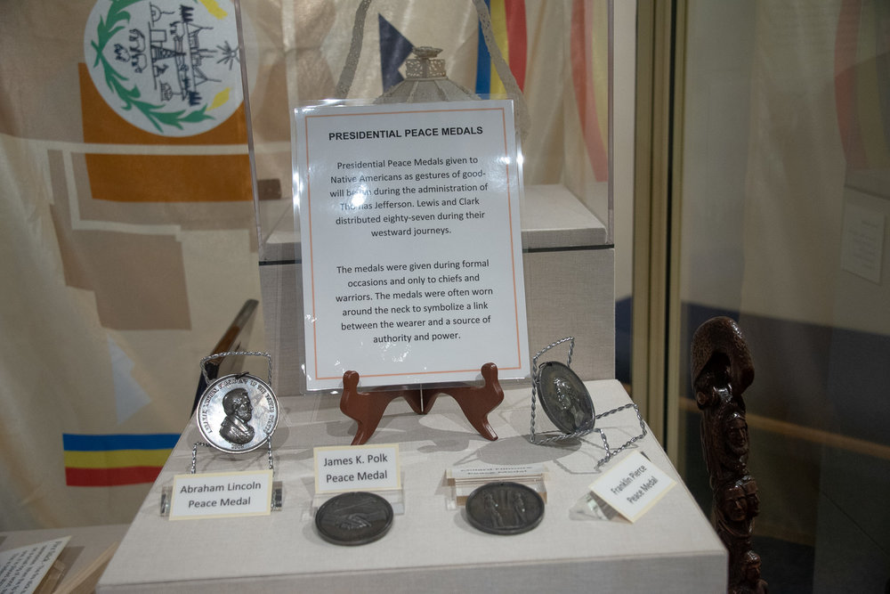 Presidential Peace Medals