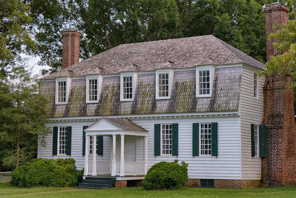 Moore House - NPS Yorktown
