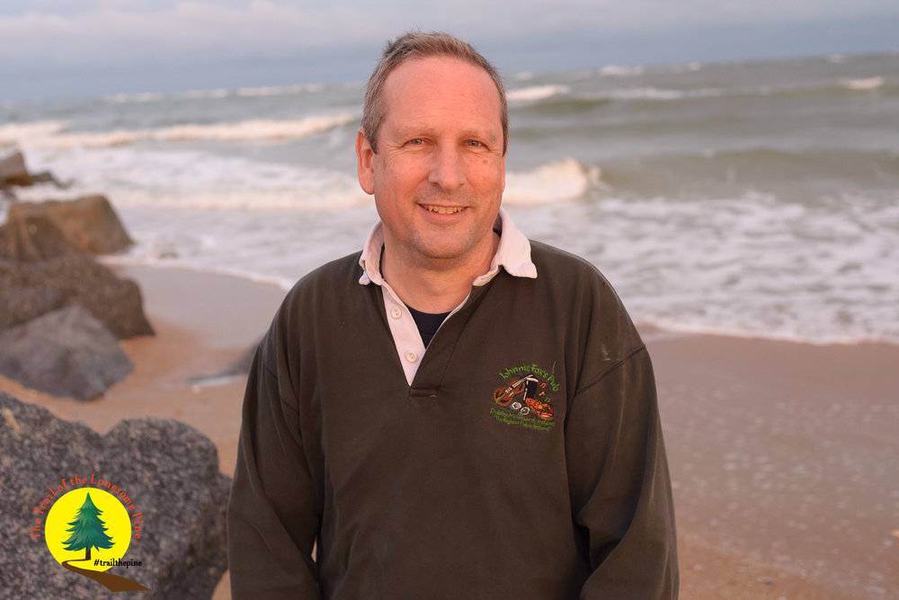 Stuart at St. Augustine Beach, Florida