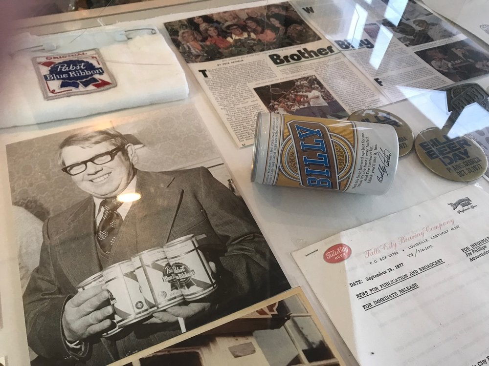 Its worth a visit inside Billy Carter's Service Station museum.