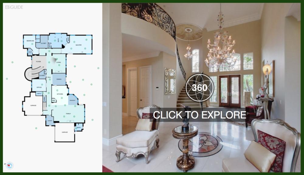 Anaheim Hills Luxury Listing iGuide