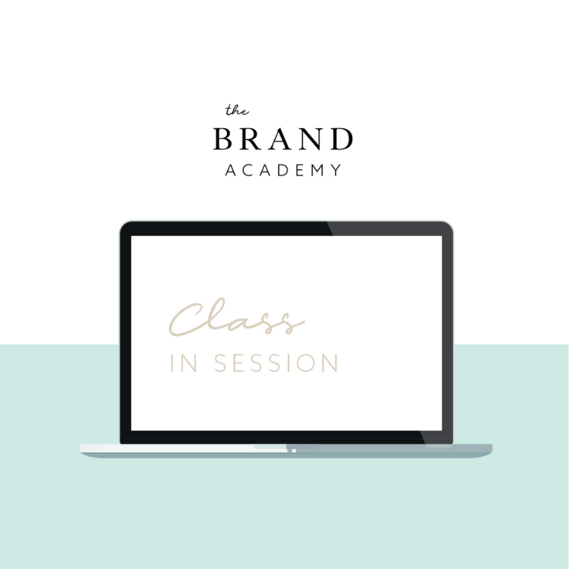 Ready to build your own standout brand? - Enrollments for The Brand Academy are now open.