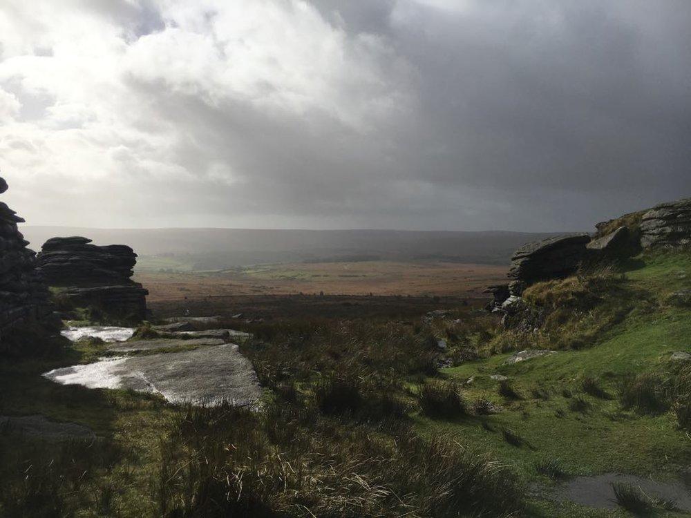 Dartmoor Hills.....