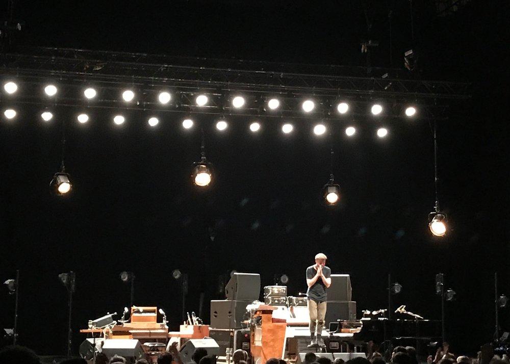 Nils Frahm, Usher Hall, Edinburgh, 19 Feb, 2019