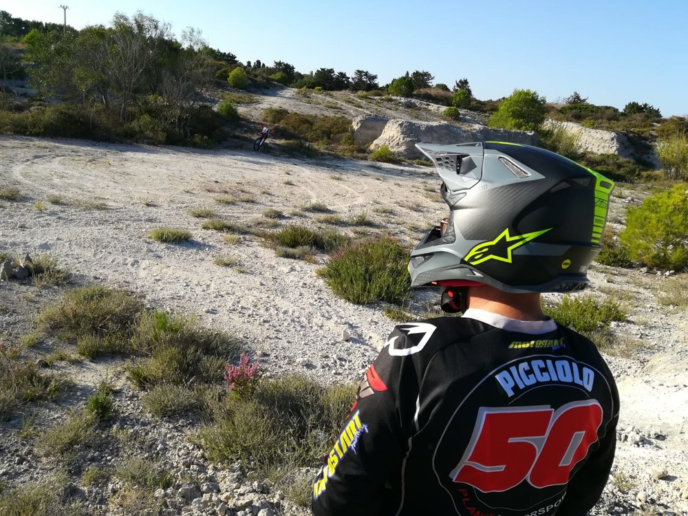 The Learner - Pacchetto Enduro**coming soon