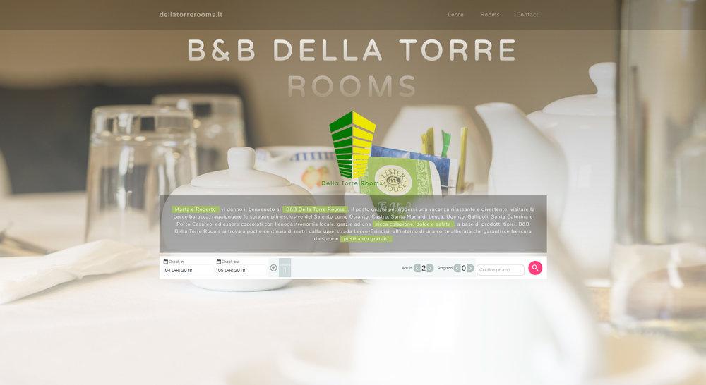 Della Torre Rooms - B&B Lecce