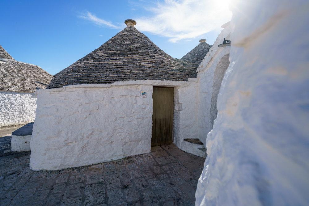 Trulli Houses Puglia Italy