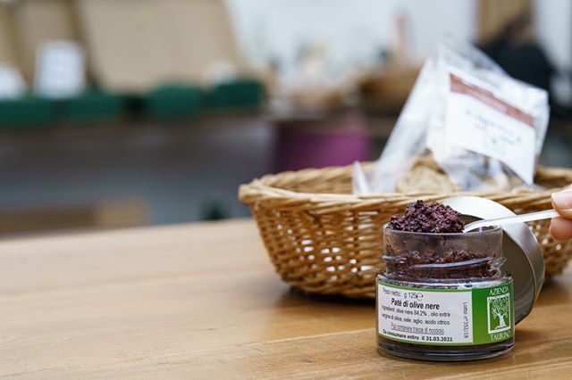 Our experiences feature the best products Puglia has to offer, like this black olives pate from @agricolataurino  www.salentotravel.com . . . . #LuxuryHoliday #oiltasting #VacationInPuglia #SalentoTravel #WeAreInPuglia #SalentoTraditions #LuxuryVacations #ExperientialTourismPuglia #olives #TravelMore #GoExplore #WonderfulPlaces #LoveToTravel #DigitalNomads #ResponsibleTravel #SeekMoments #MomentsOfMine #PostcardsFromTheWorld #vacationgoals #travel #travelinspiration #ilovetotravel #beautifuldestinations #BestVacations #bestplacestogo #wonderful_places #puglia365 #thediscoverer #ForbesTravelGuide #culturetrip