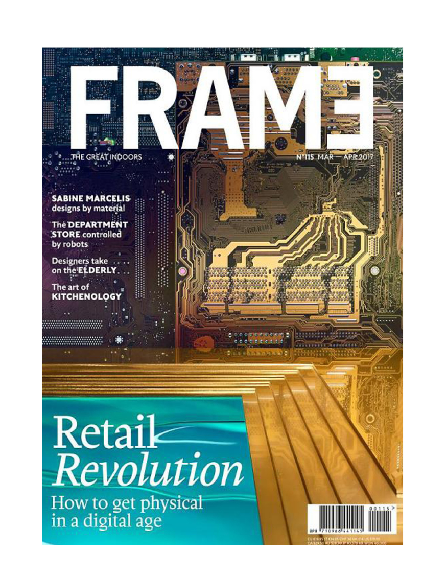 FRAME MAGAZINE   NR. 115 , Apr 2017 |  p. 205