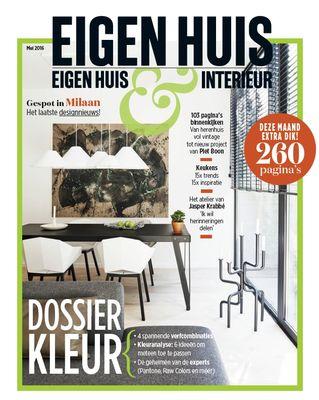 EIGEN HUIS & INTERIEUR   Nr.5 May 2016 | p. 183