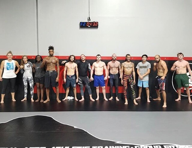 Our NoGi Jiu Jitsu classes are growing everyday! Come check us out, Monday-Friday 6pm.