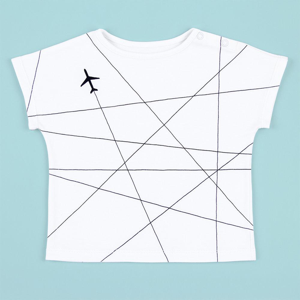 Camiseta Avión