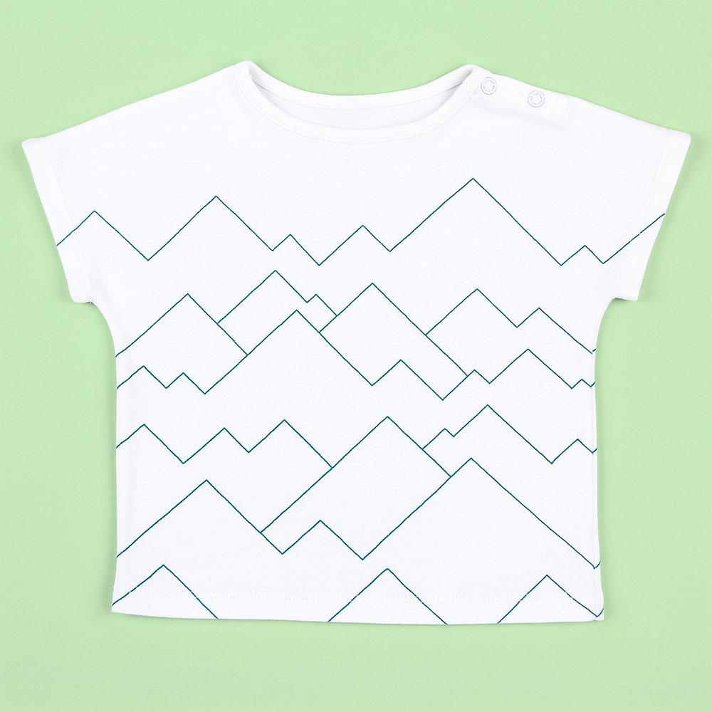 Camiseta Montañas