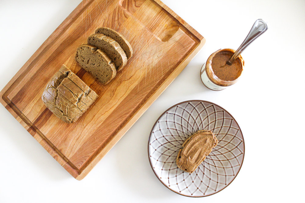 #3 - Almond butter