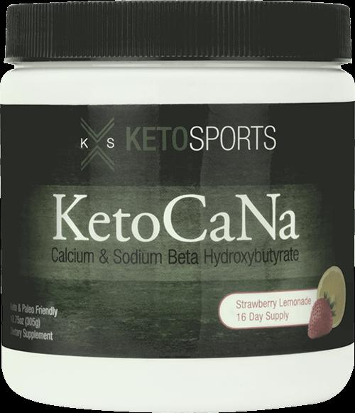KetoSports - Exogenous Ketones