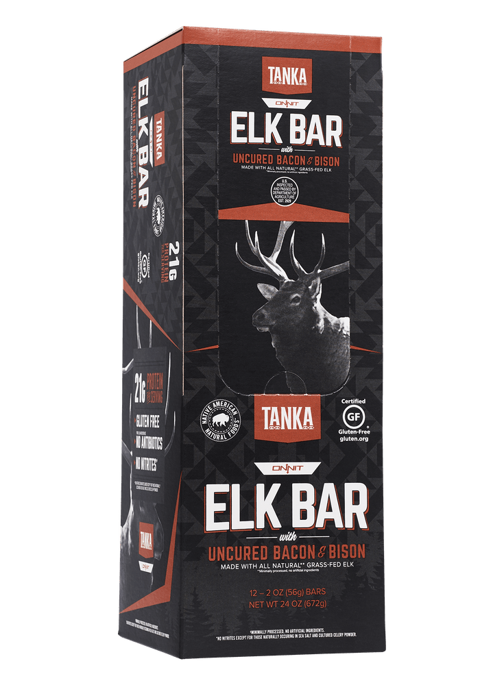 Grass-fed Elk Bar